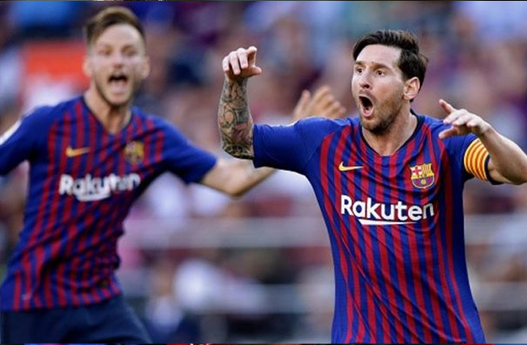Messi and co 'angry' after Barca slip up again