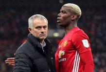 World Cup France Manchester United Paul Pogba Jose Mourinho