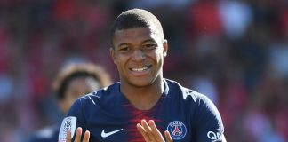 Mbappe starts ban as PSG warm up for trip to Liverpool