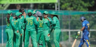 Pakistan women team Ehsan Mani