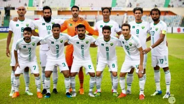 Embrace yourself for a thrilling Indo-Pak clash on the football field