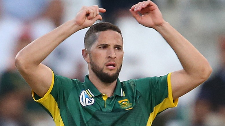 Wayne Parnell South Africa England