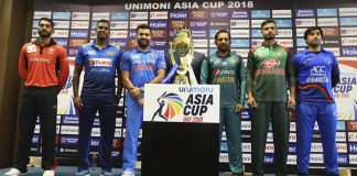 Asia Cup Pakistan India Sri Lanka Bangladesh