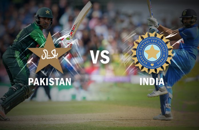 LIVE: Pakistan bat first against India after winning the toss