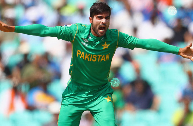 Mohammad Amir Pakistan India Asia Cup