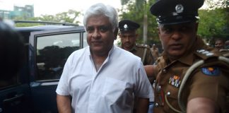Minister Arjuna Ranatunga arrested over fatal shooting in Sri Lanka crisis