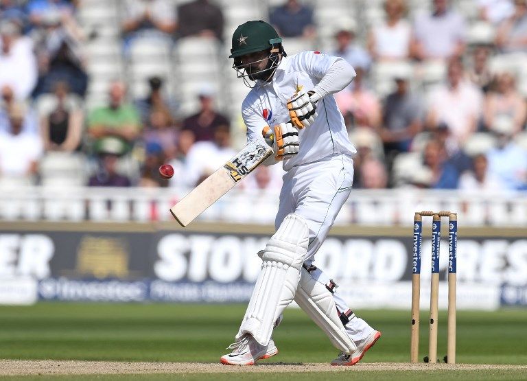 Hafeez to open in the first Test against Australia