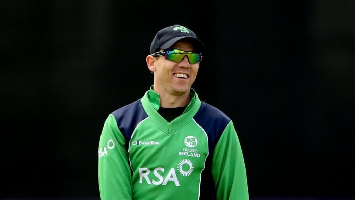 Ireland's O'Brien retires from international cricket
