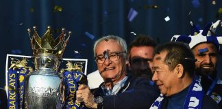 Fears for Leicester City's Thai chairman after helicopter crash