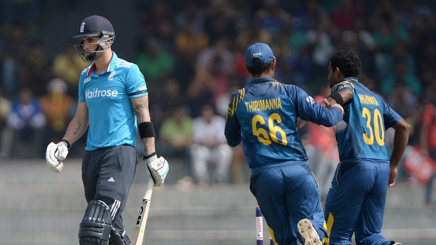 ICC warns England, Sri Lanka players of match-fixing ahead of tour