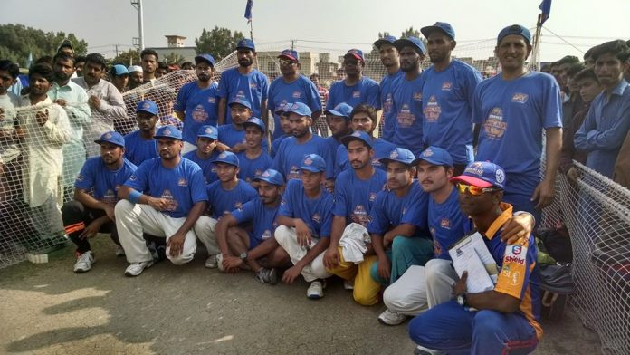 Karachi Kings' Khiladi Ki Khoj talent hunt program concludes at Sadiqabad