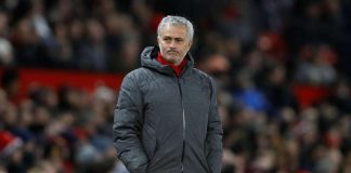 Mourinho admits United's form is not good enough