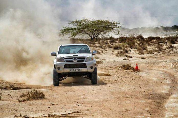 Gwadar off road rally to start from Friday