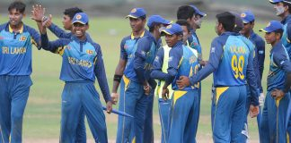 Pakistan U-19 eliminated from U-19 Asia Cup after losing to Sri Lanka
