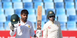 Haris Sohail happy at crossing 30-40 barrier