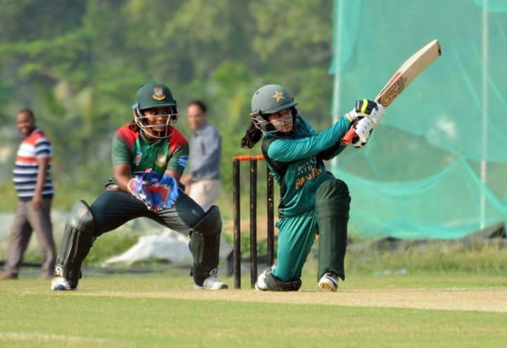 Pakistan women convincingly beat Bangladesh in the fourth T20I