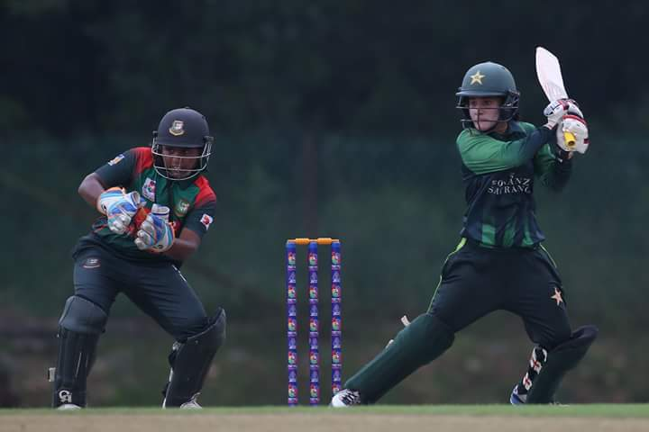 Pakistan women win T20I series against Bangladesh