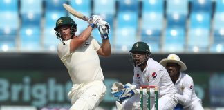 Finch happy at Australian fightback