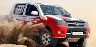 Gwadar off road rally's participants praise army for the event