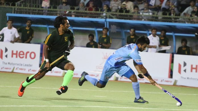 Pakistan to face India in Asian Hockey Champions Trophy final