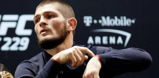 Nurmagomedov returns to hero's welcome, blasts 'dimwit' McGregor