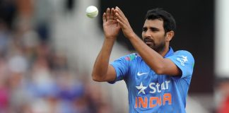 Shami returns to India's ODI squad for two Windies games