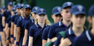 Wimbledon to take firm line on treatment of ball boys and girls