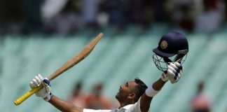Young Shaw's debut ton puts India on top