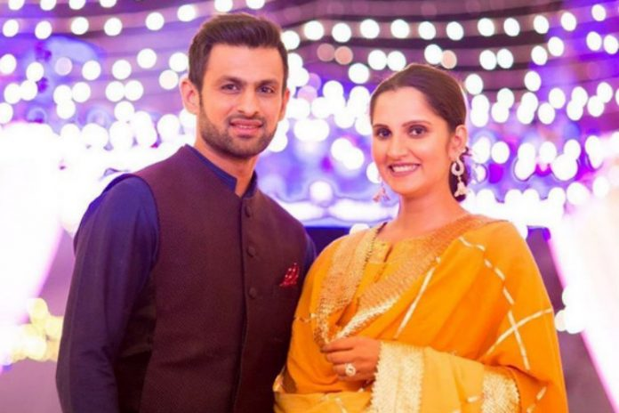 Twitter flooded with greetings for Mirza, Malik as they welcome baby boy