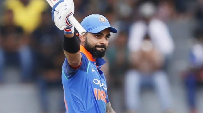 Kohli, Sharma star in India's big ODI win