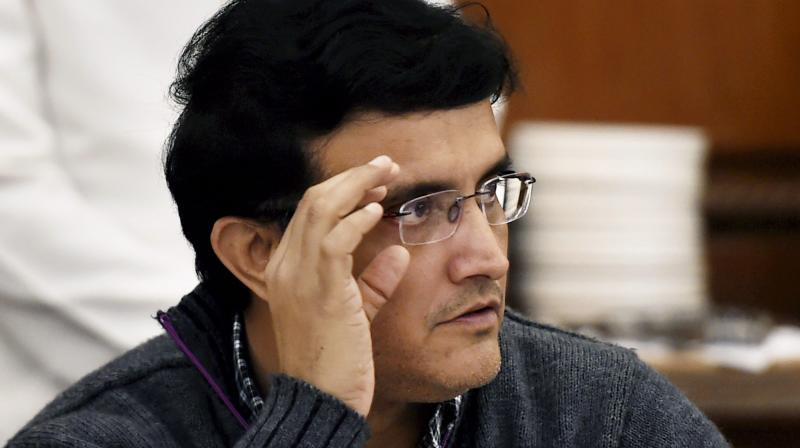 Ganguly fears for Indian cricket amid #MeToo row