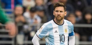 World Cup expectations a 'sufferance' for Argentina, Messi