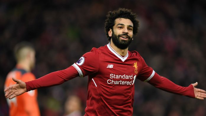 Salah back on the scoresheet as Liverpool scrape past Huddersfield