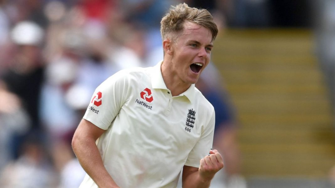 England Sam Curran Young Cricketer Award