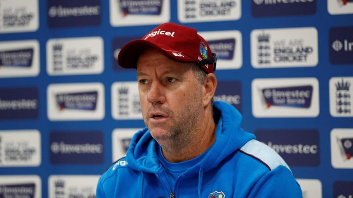 West Indies coach Law banned for two ODIs