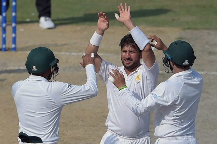 I had it in my mind that I will take ten wickets: Yasir Shah