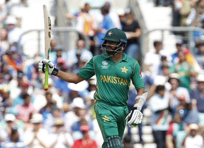 Teammates pay homage to Azhar Ali as he bids farewell from ODIs