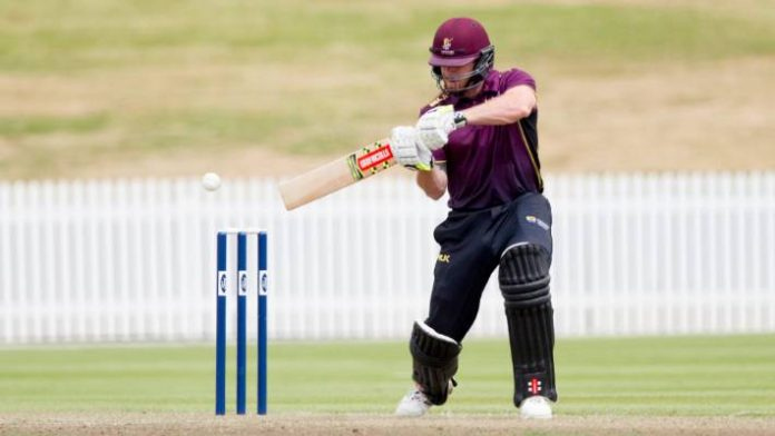 'See ball, hit ball', New Zealand duo belt 43 runs off single over