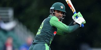 Fakhar to undergo fitness test ahead of the second T20I