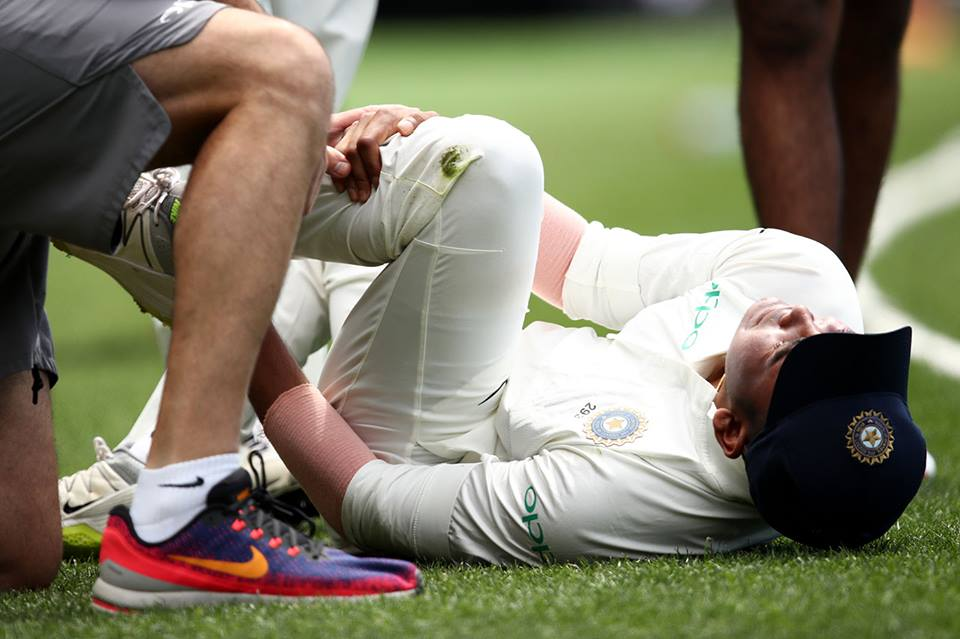 Indian batting marvel Shaw suffers ankle injury