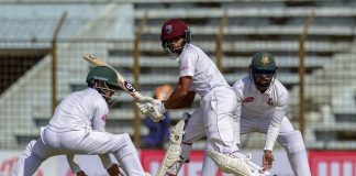 Taijul bowls Bangladesh to win against Windies in first Test