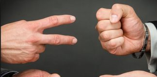 Referee suspended as 'rock, paper, scissors' replaces coin toss