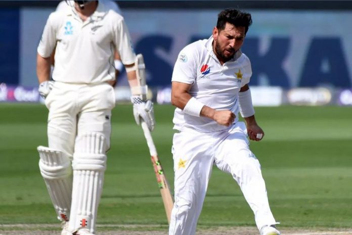 Yasir Shah shatters longstanding records