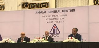 Bangladesh gets Asian Cricket Council's presidency