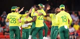 South Africa too strong for Australia in rain-hit T20