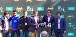 Mr Salman Iqbal welcomes foreign stars to Karachi Kings