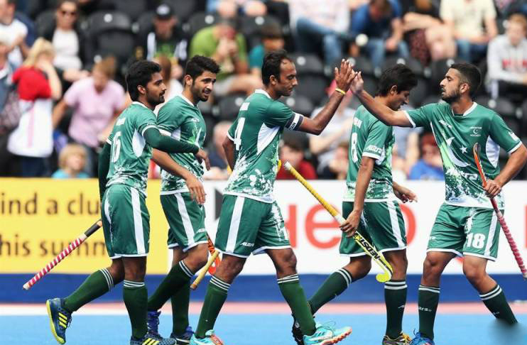 Hockey world cup: Confident Pakistan to face Germany in first match