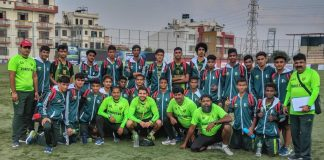 POA, PFF hail Pakistan team for their effort at SAFF U15 Championship