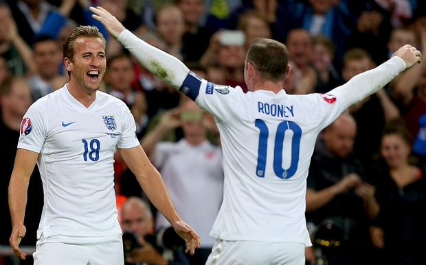 Captain Kane happy to honour Rooney in final England farewell