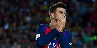 Pique fined 48,000 euros for driving without a valid licence